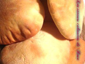 Pain libanais (pain pita) رغيف لبناني