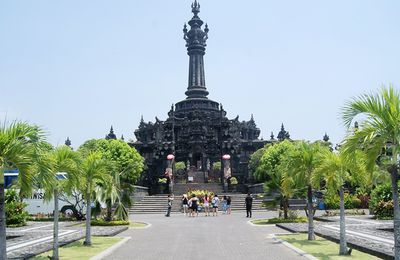 Monumen Bajra Sandhi Bali