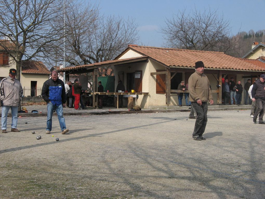 concours provençal du 14 mars 2010.