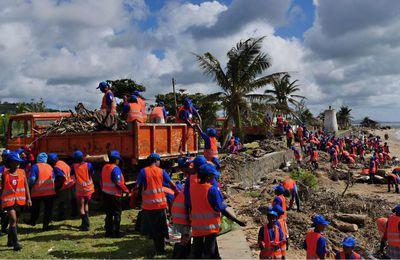 Madagascar: 4 mois après Enawo, un programme pour ceux qui ont tout perdu