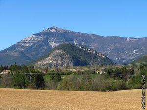 Le plateau du Vercors