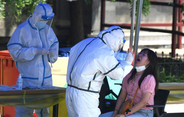 El rebrote de COVID-19 de Pekín apunta a un virus procedente de Europa