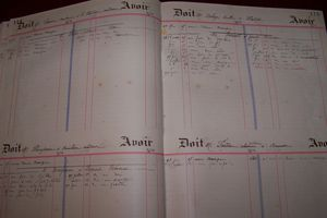Des registres oubliés dans une brocante (2ème partie)