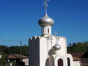 Eglise orthodoxe de Grassac