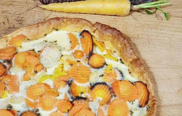 La 5C : carottes, curry, coco, coriandre, graine de courge
