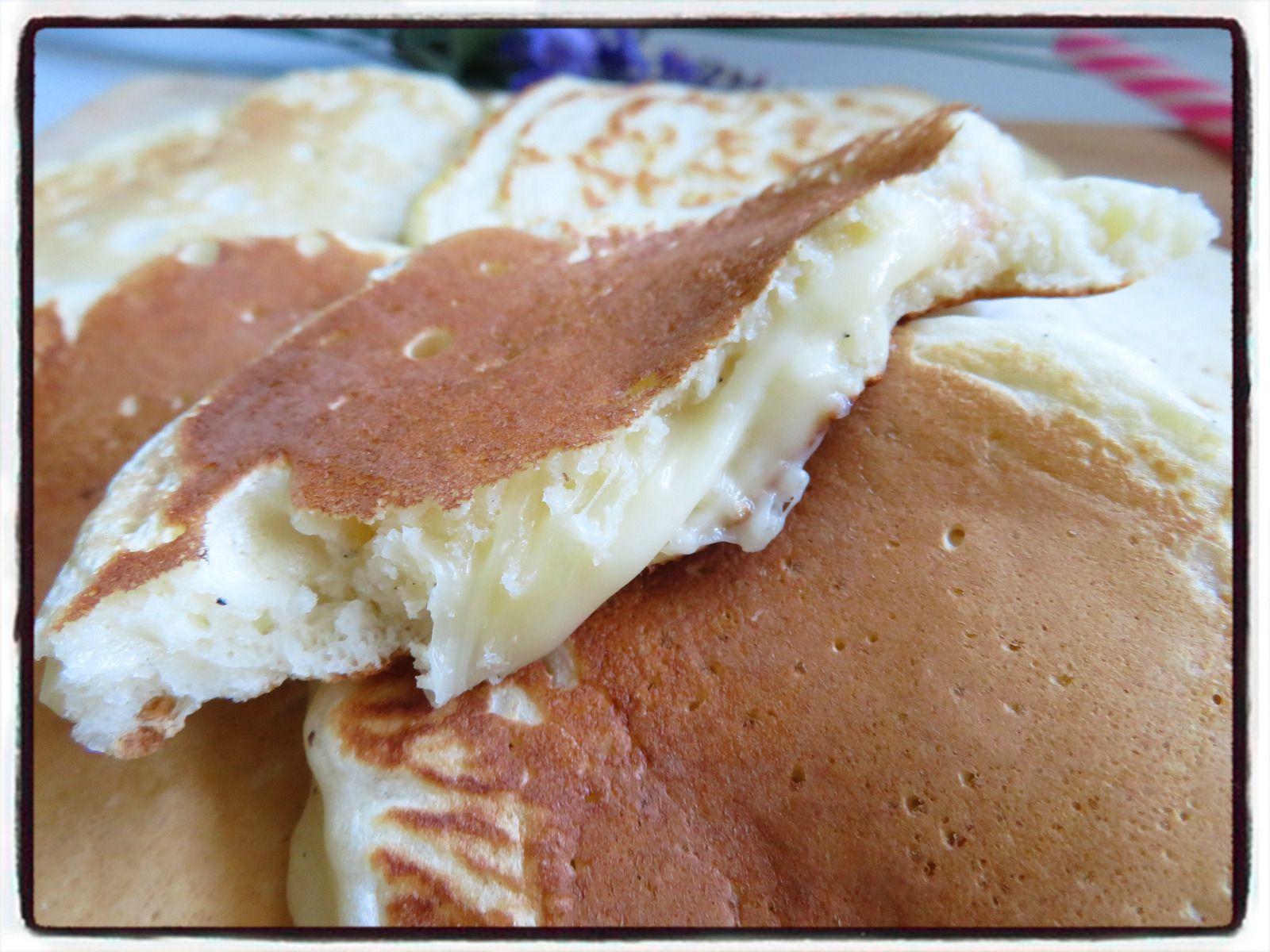 pancakes raclette
