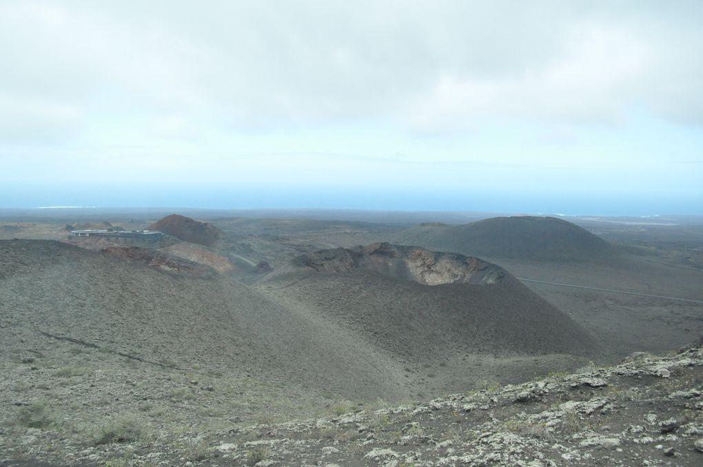 """Parque Naturale - Resto El diablo - Cuisson """"volcan"""""""