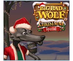 machine a sous mobile Big Bad Wolf Christmas Special logiciel Quickspin