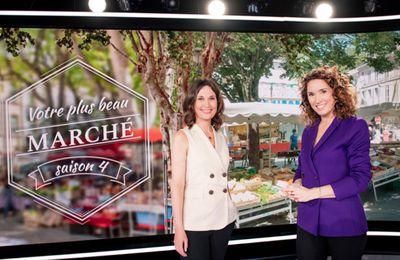 """J-3 avant la clotûre des votes pour l'édition 2021 de """"Votre plus beau marché"""" sur TF1"""