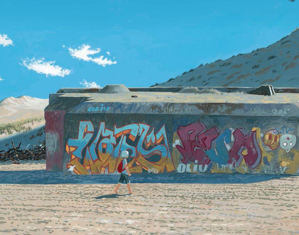 classes élémentaires : le mystère de la grande dune / la petite pieuvre qui voulait jouer du piano