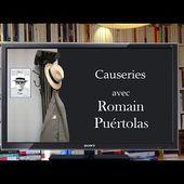 Causeries avec Romain Puértolas par Willy Lefèvre