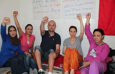 Les ouvrières de Latélec-Fouchana ont fait plier la multinationale française Latécoère (Npa)