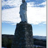 Le pic de la Garde à St Jean des Ollières - L'Auvergne Vue par Papou Poustache