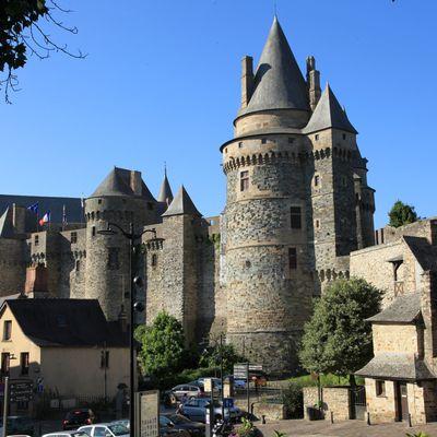 A la découverte de Vitré, une belle cité médiévale de Bretagne