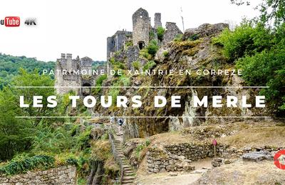 Les Tours de Merle, une cité médiévale authentique en Corrèze