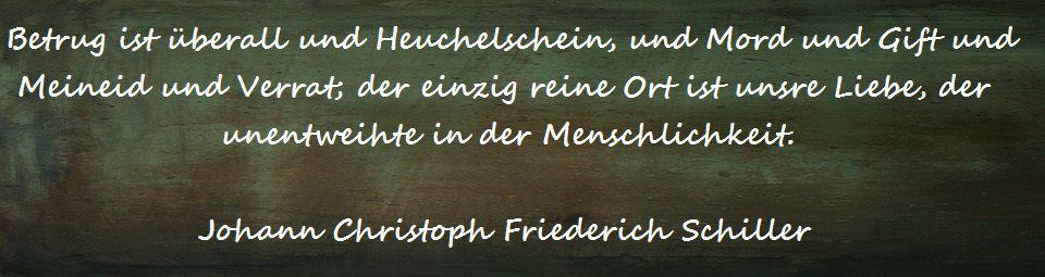 Johann Christoph Friederich Schiller   Susanne Ulrike Maria Albrecht