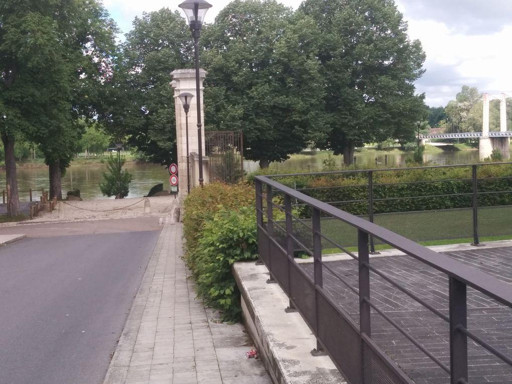 Week-end à Cosne-sur-Loire