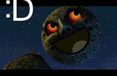 Happy Moon Majora's Mask en mode SMILE :D
