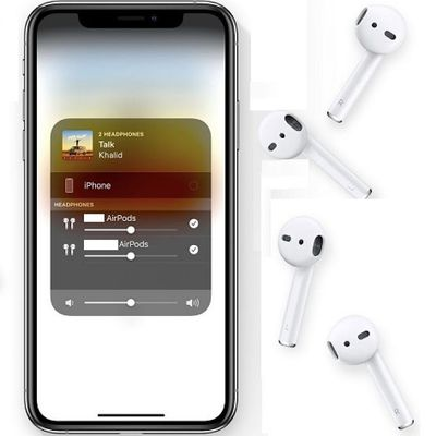 How to Connect 2 Pairs of AirPods to One Mobile Simultaneously