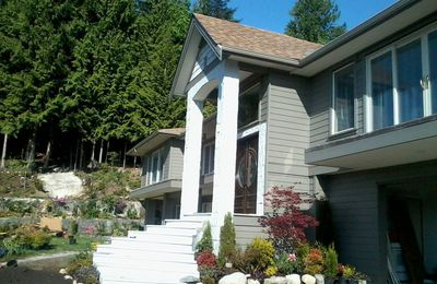 Exterior House Painting Services Company in Vancouver