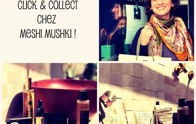 Evreux : Pensez au Click & Collect chez Meshi Mushki !