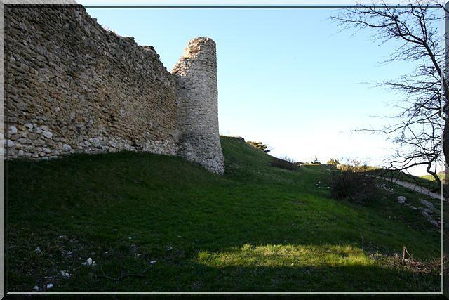 Diaporama château de La Baume Cornillane