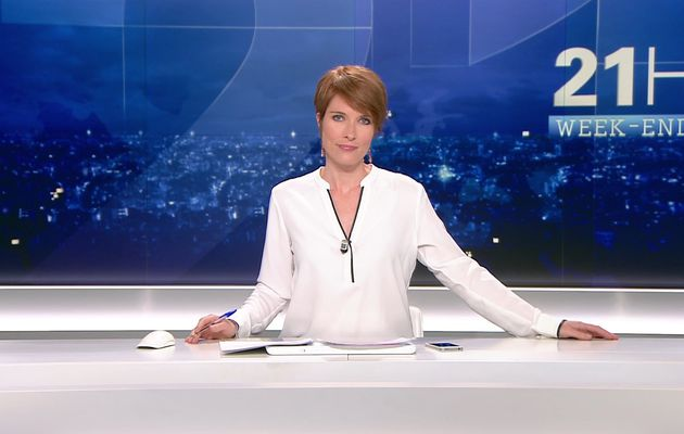 LE 21H WEEK-END de LUCIE NUTTIN le 2016 06 11 sur BFM TV