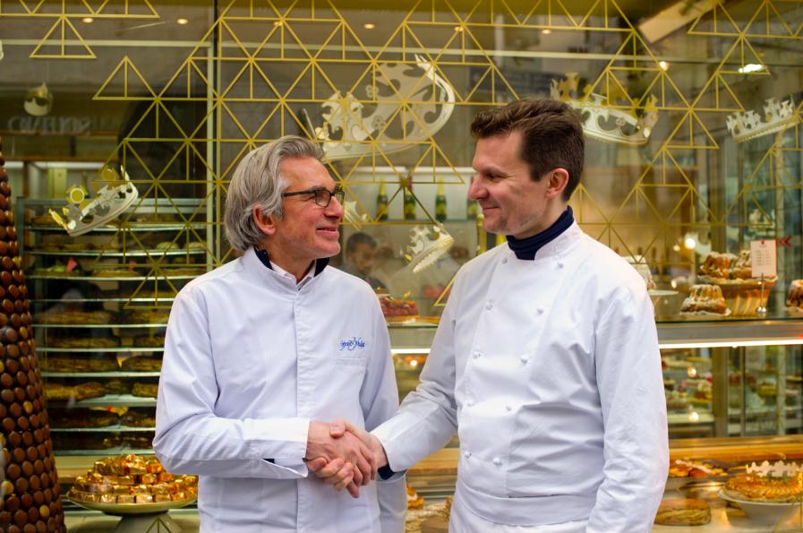 Gérard Mulot passe la main à Fabien Rouillard