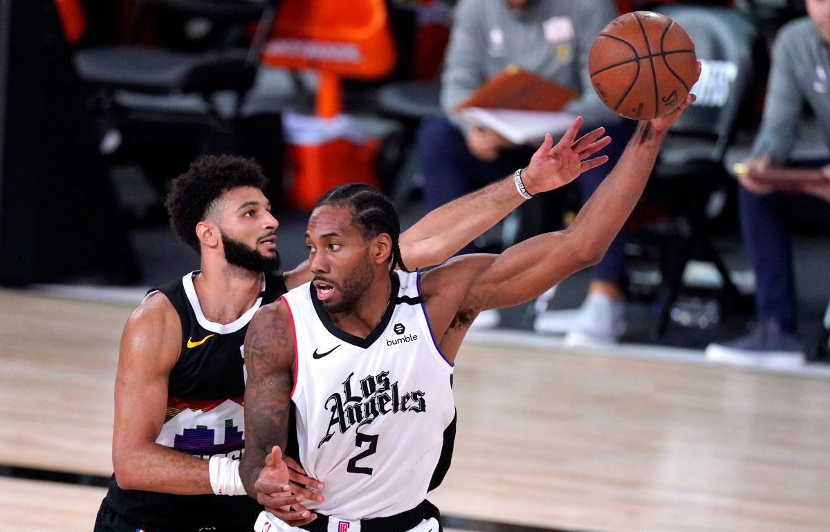 Kawhi Leonard permet aux Clippers de faire un break face à Denver (3-1)