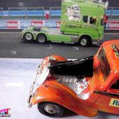 CITROEN TRACTION 11 BL STOCK CAR 1939 NOREV 1/43 - car-collector.net