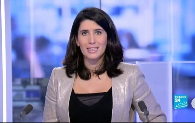 2013 10 18 - 05H00 - LAURE MANENT - FRANCE 24 - LE JOURNAL