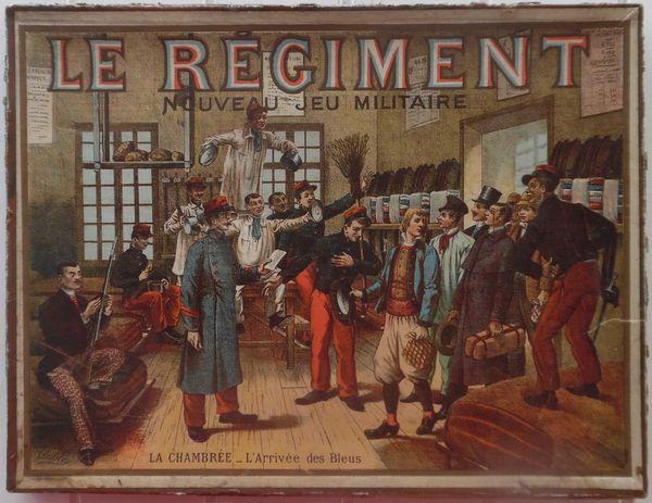 LA VIE MILITAIRE à la fin du XIXème siècle selon MD