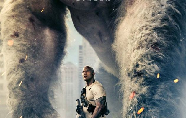 RAMPAGE Bande Annonce 3 VF