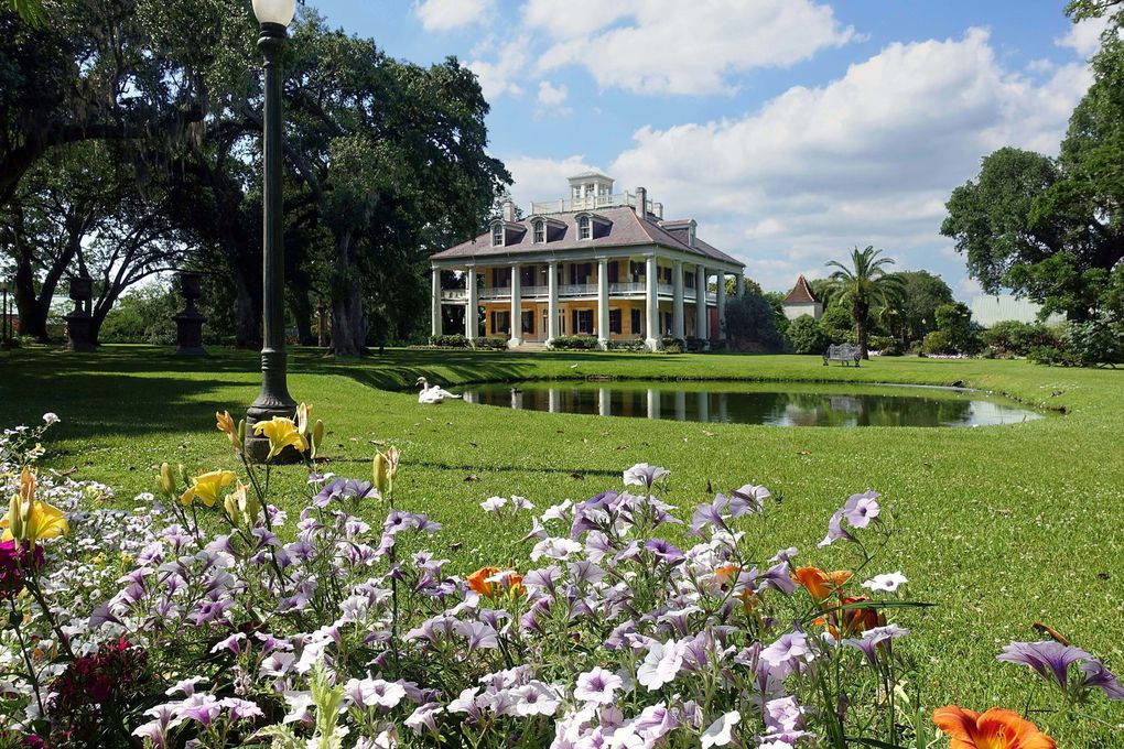 Diaporama : Houmas Plantation House
