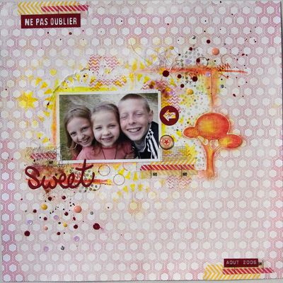 Sweet - Pop and Colour 1