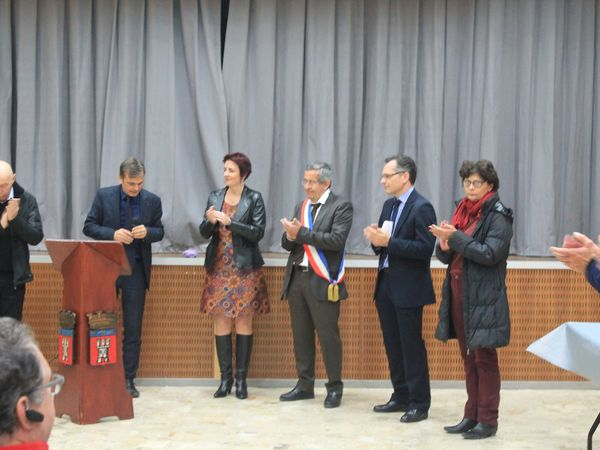 Castellane , la salle de radiologie inauguré