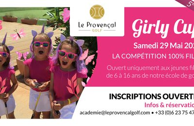 GIRLY CUP 2021 ! Inscriptions ouvertes