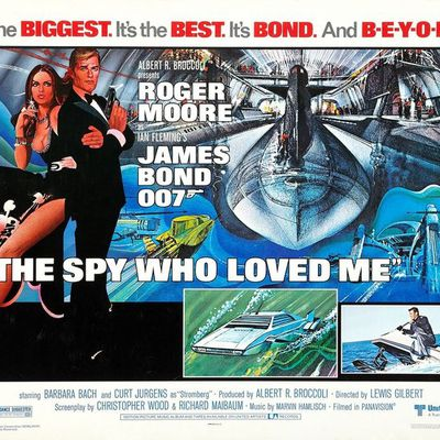 James Bond 007: Der Spion, der mich liebte (The Spy who loved me) - Marvin Hamlisch