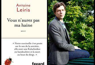 Antoine Leiris : Vous n'aurez pas ma haine