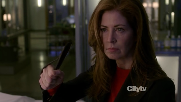 Critiques Séries : Body of Proof. Saison 2. Episode 5.