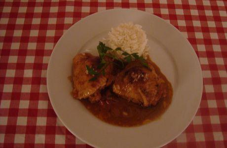 Poulet Mariné à la Jamaïcaine (Jerk Chicken)