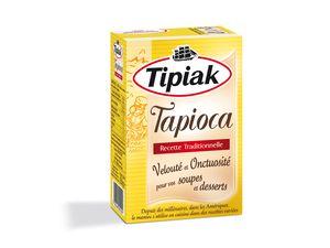 Dessert Tapioca au lait de coco-ganacche chocolat et poire
