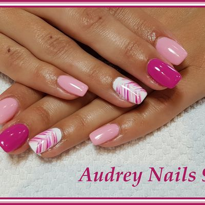 Audrey Nails 91