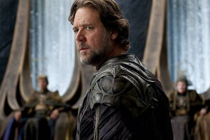 THOR LOVE AND THUNDER, Russell Crowe jouera Zeus dans le film !