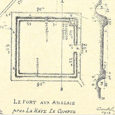Le Fort-aux-Anglais au Mesnil-Jourdain avait-il une fonction militaire ?