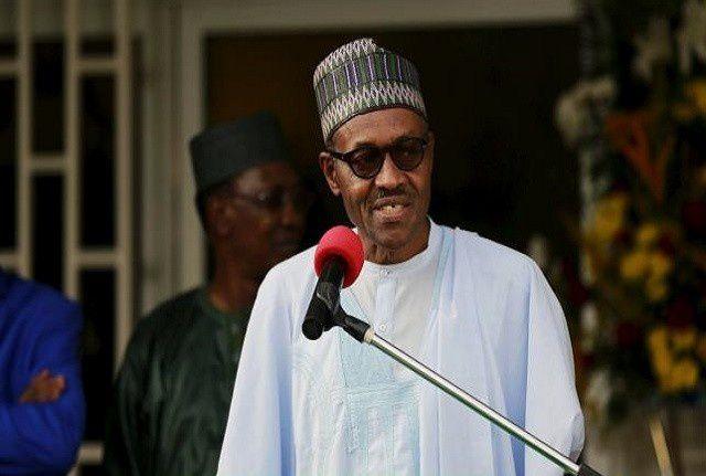 Imágenes de Muhammadu Buhari, segundo presidente de Nigeria en democracia.- El Muni.