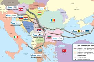 L'Autriche et le gaz russe