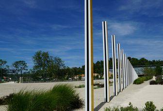 Les colonnes de Buren #Ma ville