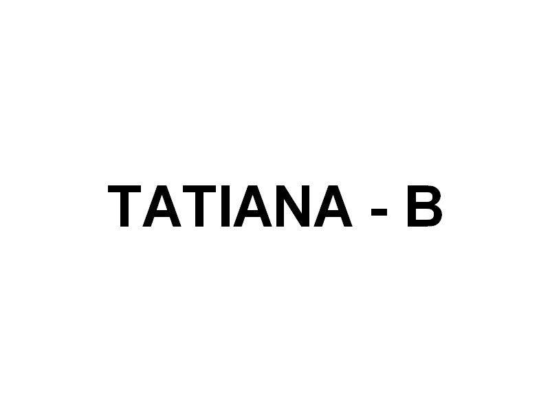 TATIANA  B