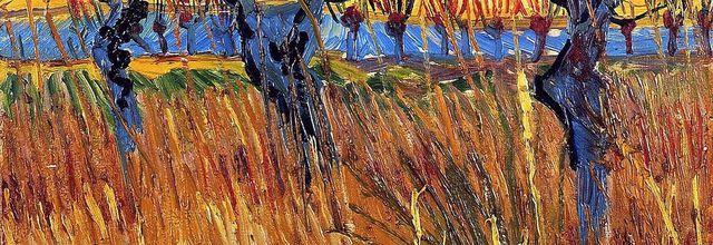 Quelques tableaux de Van Gogh pour le dernier #lundisoleil jaune de juin